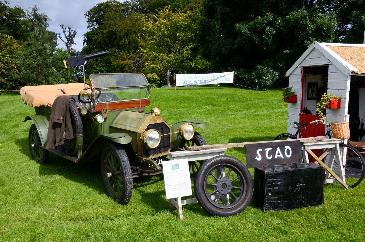 Blessington Vintage Car And Motorcycle Club Recent Events And - Classic car events